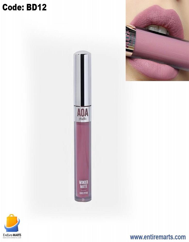 AoA liquid lipstick 2017tease
