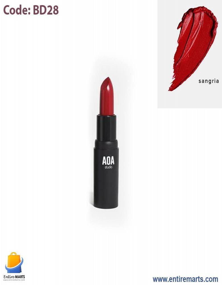 AoA Matte lipstick 1340 SANGRIA