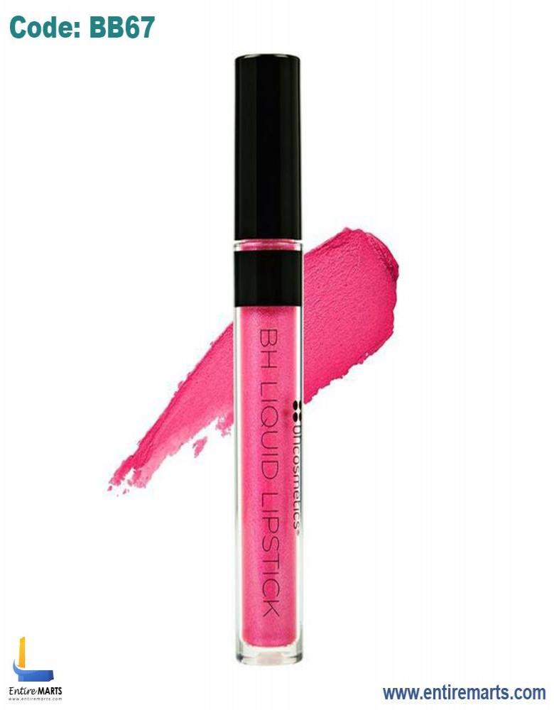 BH Metallic Liquid Lipstickes