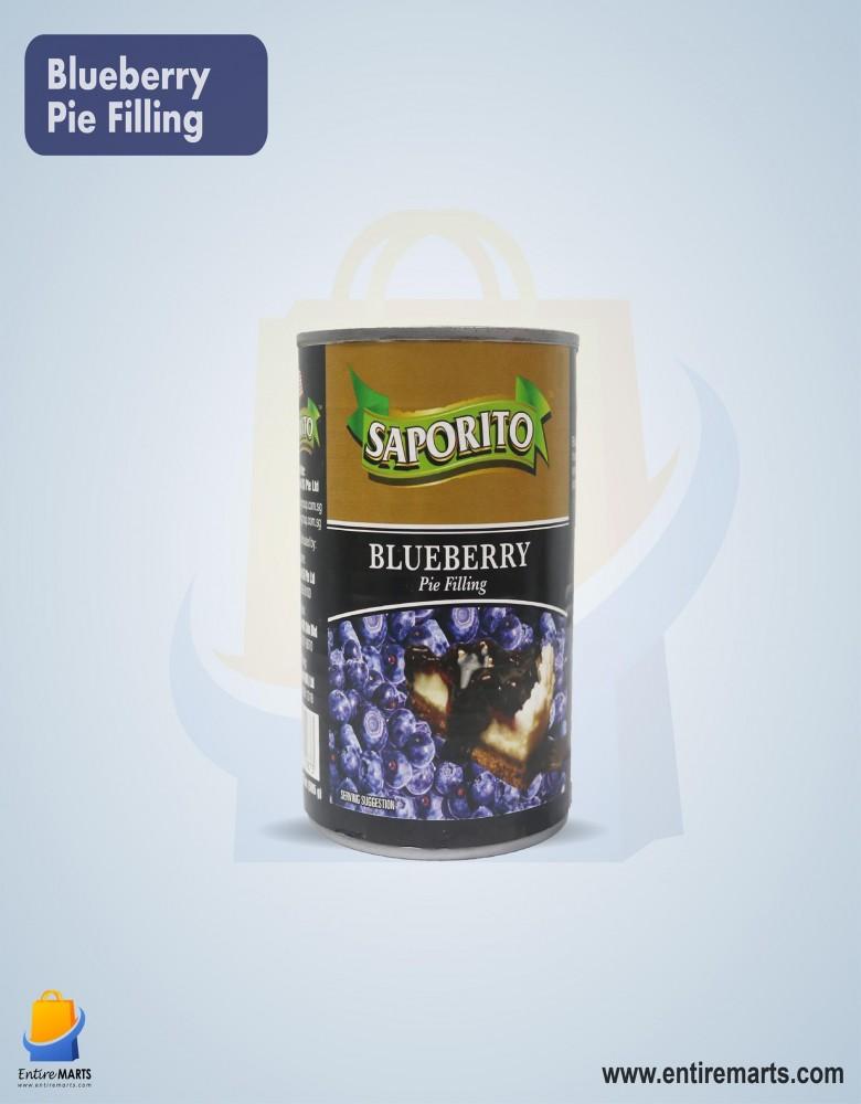 Blueberry Fie Filling(595gm)