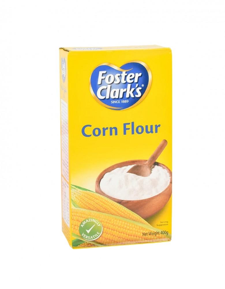 Brand: Foster Clarks, Corn flour (400gm)