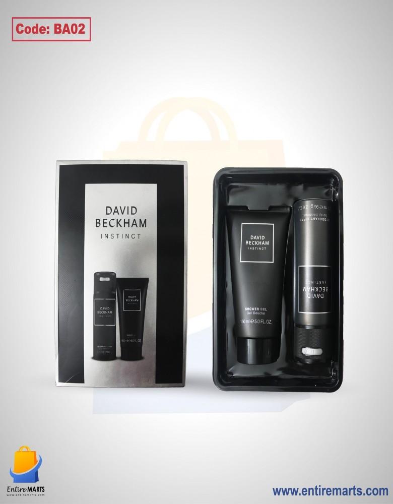 🔸David Beckham Instinct  🔹1.Shawer gel 150ml 🔹2.Deodorant spray 150ml