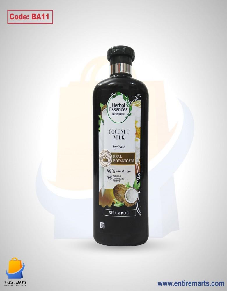 HERBAL ESSENCES Coconut Milk Shampoo (400mL)