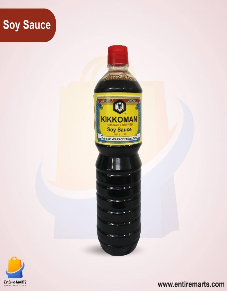 Kikoman Soy Sauce.(1.25L)