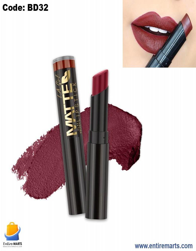 La girls liquid lipstick GLC822 RUNWAY