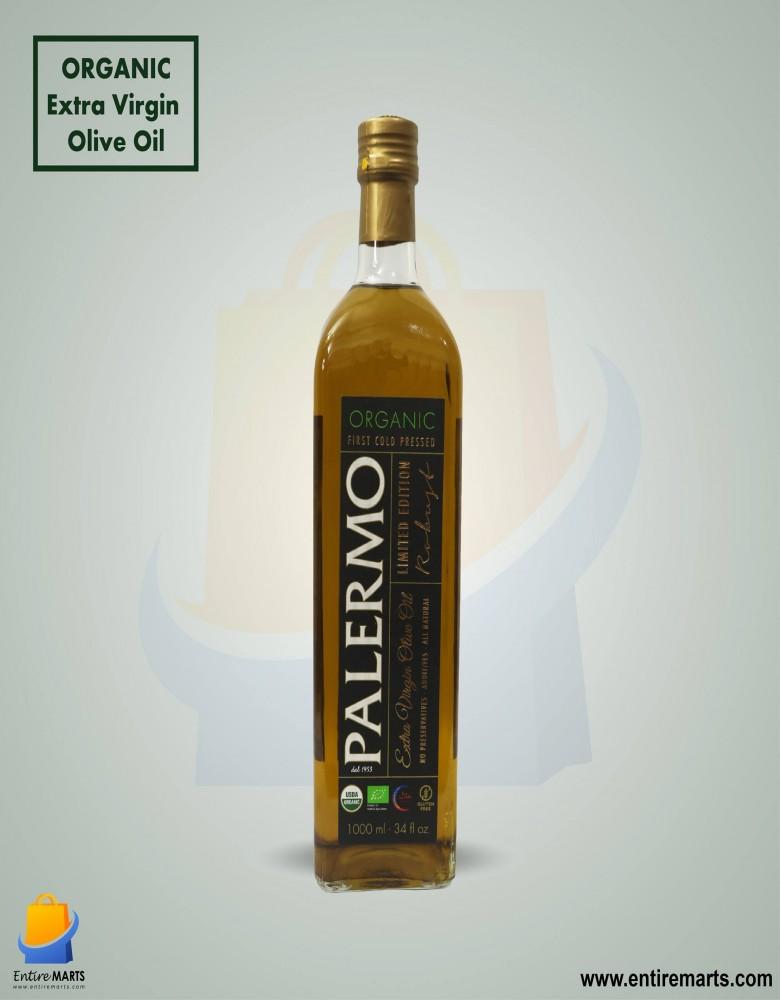 PALERMO Organic Extra Virgin Olive Oil(1000gm)