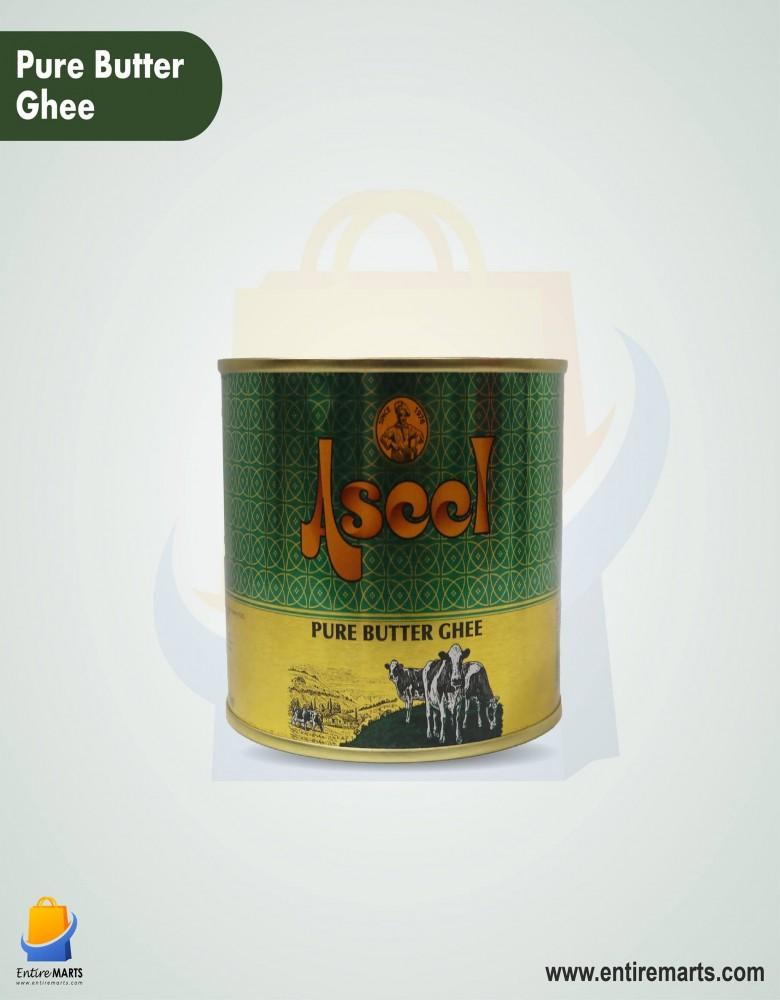 Aseel Pure Butter Ghee(400ml)