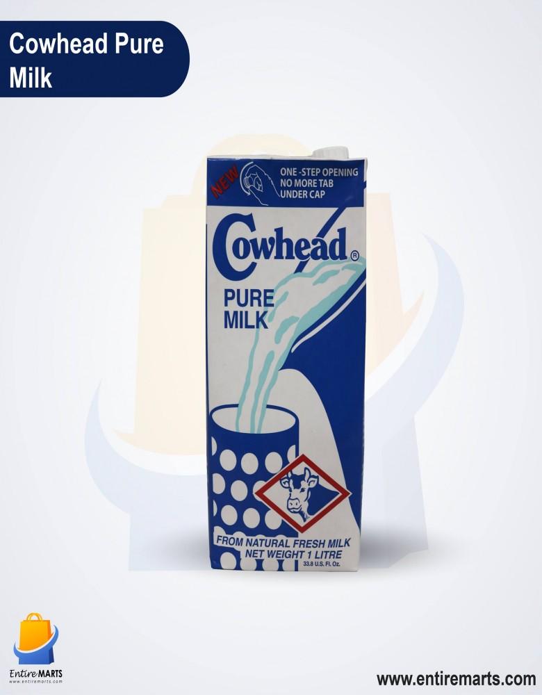 Cowhead Pure Milk(1L)