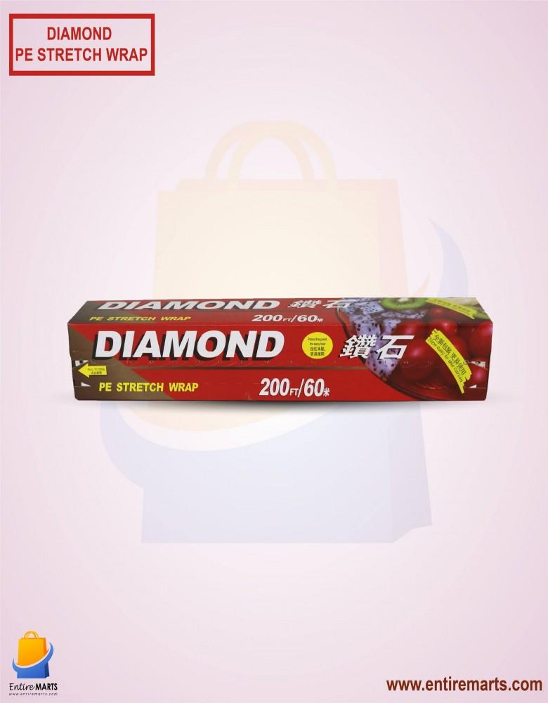 Diamond PE Stretch Wrap