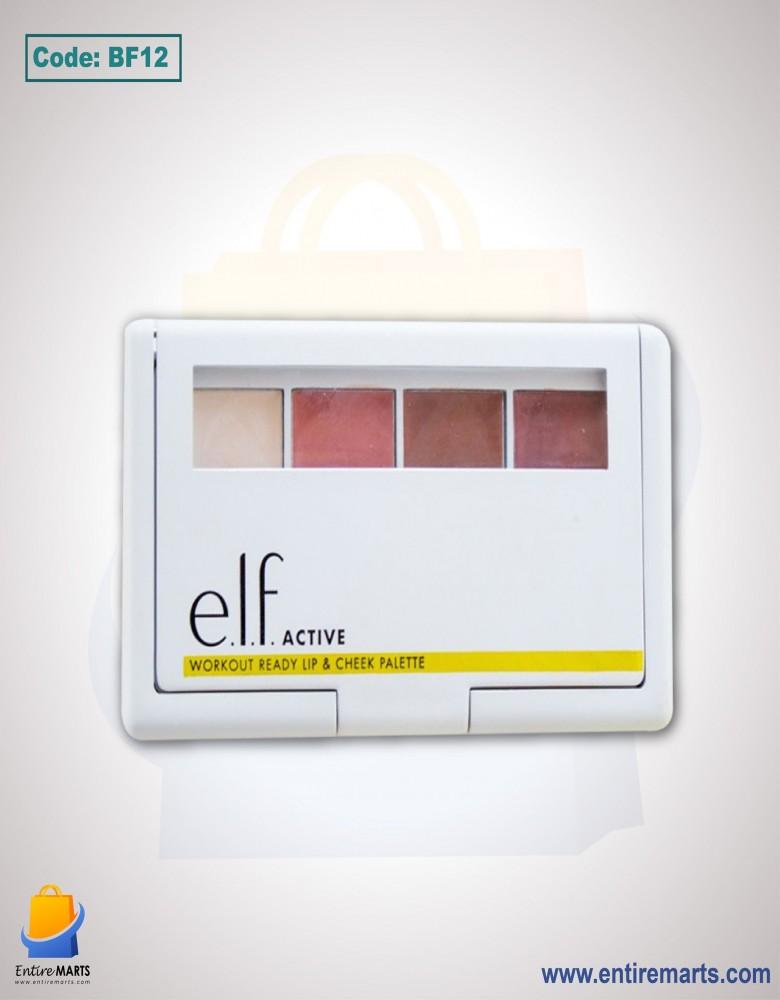 Elf Actice Workout Ready Lip & Cheek Palette GYM CHIC