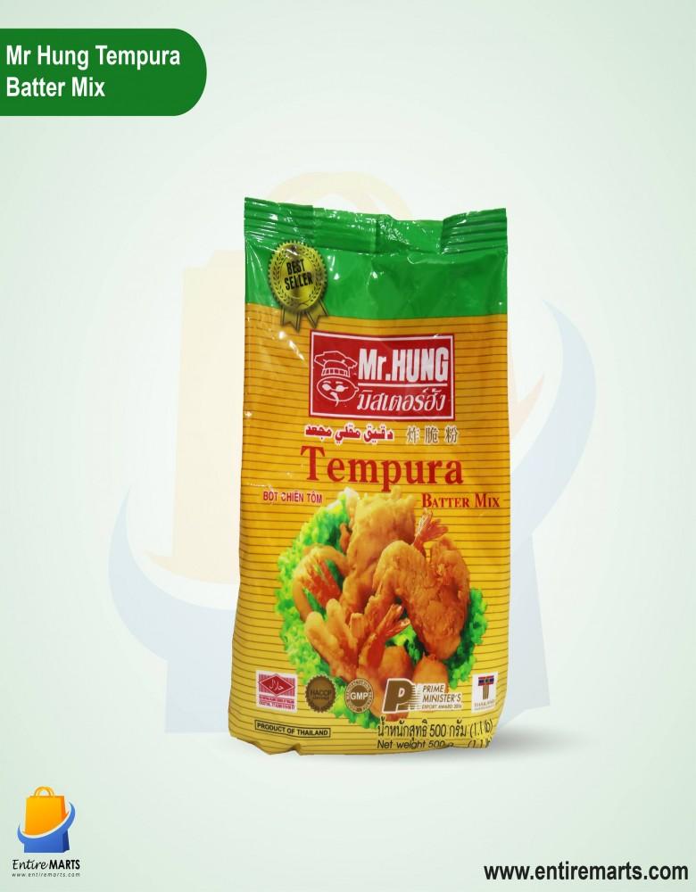 Mr. Hung Tempura Batter Mix(100gm)