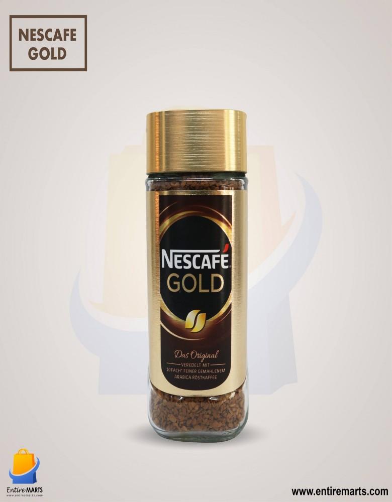 ☕Nescafe Gold   Coffe(100g)